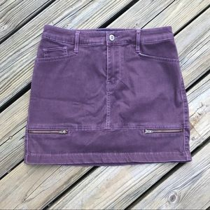 5 Pocket Hollister Skirt